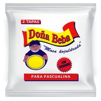 Doña Beba – Tapas para pascualina